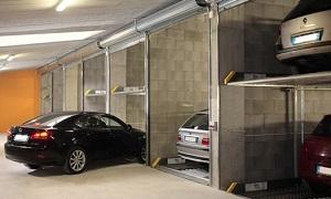Parking lots and internal Box