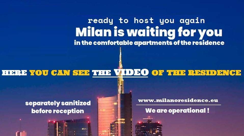 residence apartment Milan