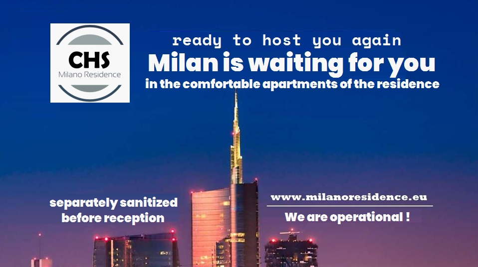residence apartment Milan