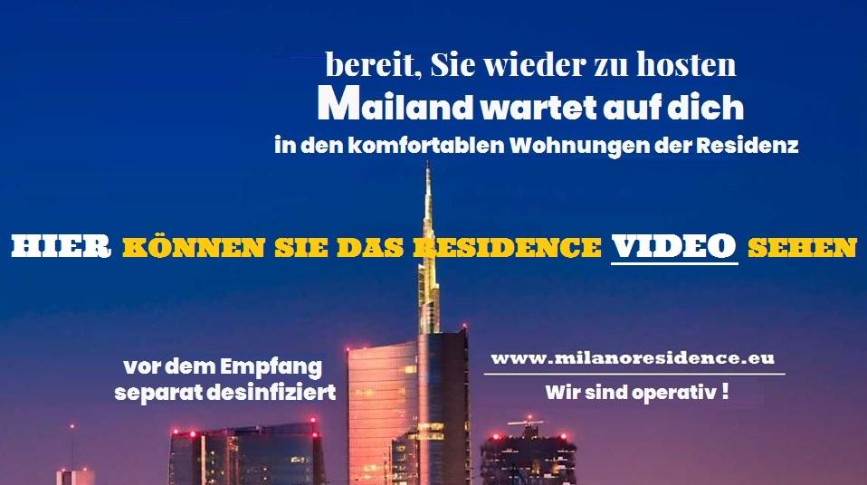 residenze wohnungen Mailand