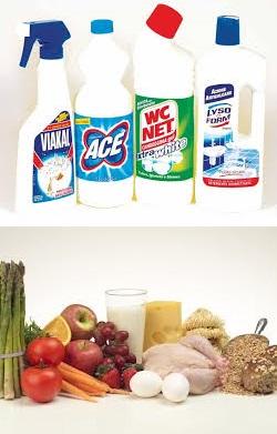 milano residence detersivi cibo