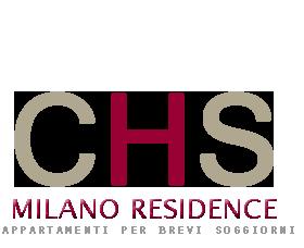 CHS MILANO RESIDENCE LOGO NEW - Milano Residenzen