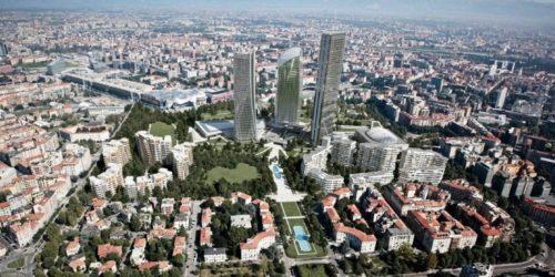 Raggiungere Milano residence